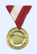 Verdienstmedaille in Gold
